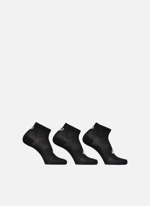 Chaussettes et collants Asics 3PPK QUARTER SOCK Noir vue détail/paire