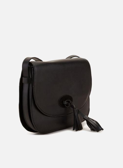 Handtaschen 70/30 GRACE schwarz schuhe getragen