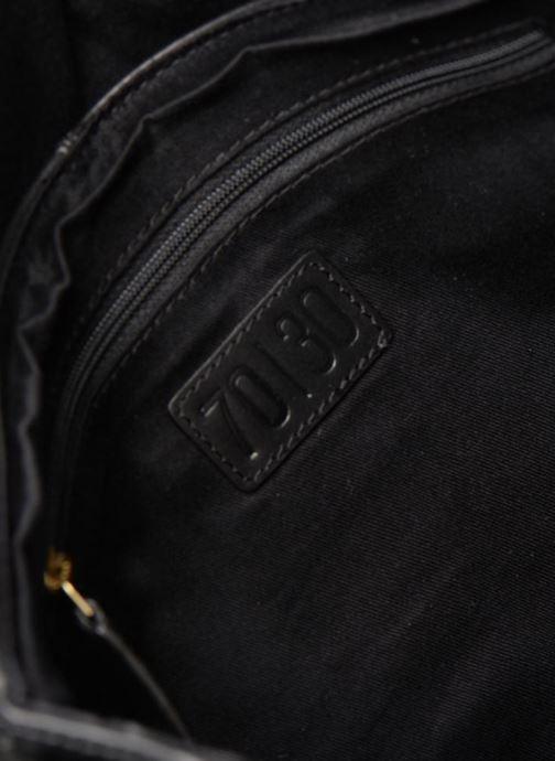 Handtassen 70/30 ALESSIA Zwart achterkant