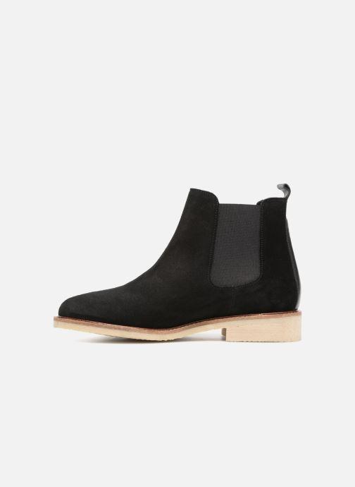 Bottines et boots 70/30 JIMMIE Noir vue face