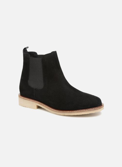 Ankle boots 70/30 JIMMIE Black detailed view/ Pair view