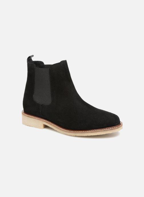 Bottines et boots 70/30 JIMMIE Noir vue détail/paire
