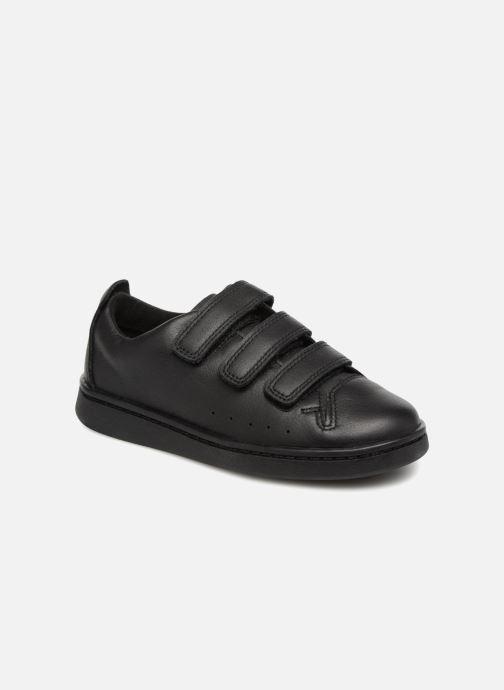 Sneaker Clarks Nate Maze schwarz detaillierte ansicht/modell
