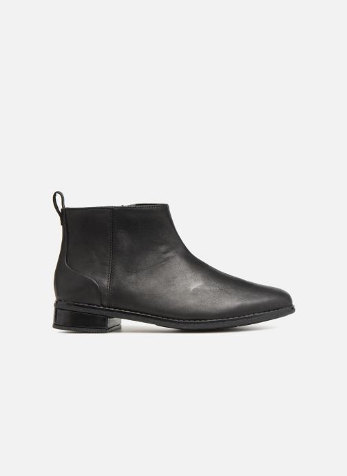 Bottines et boots Clarks Drew Moon Noir vue derrière