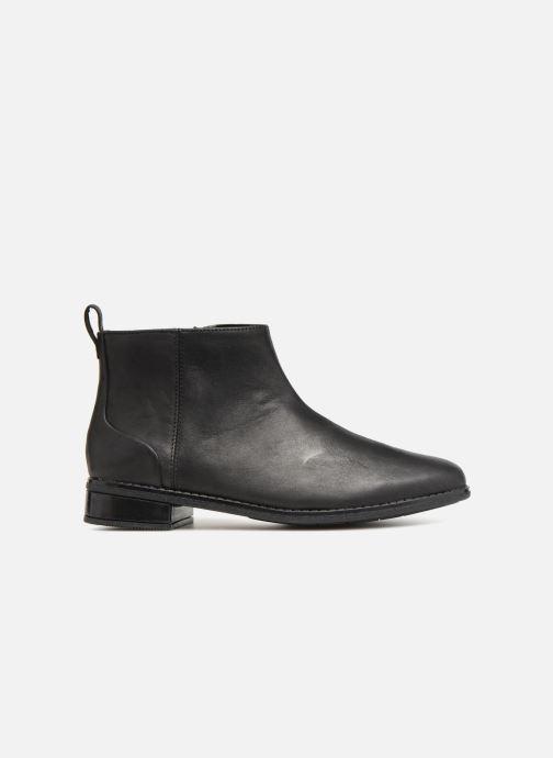 Boots en enkellaarsjes Clarks Drew Moon Zwart achterkant