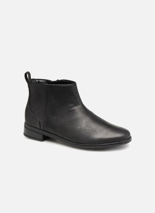 Boots en enkellaarsjes Clarks Drew Moon Zwart detail