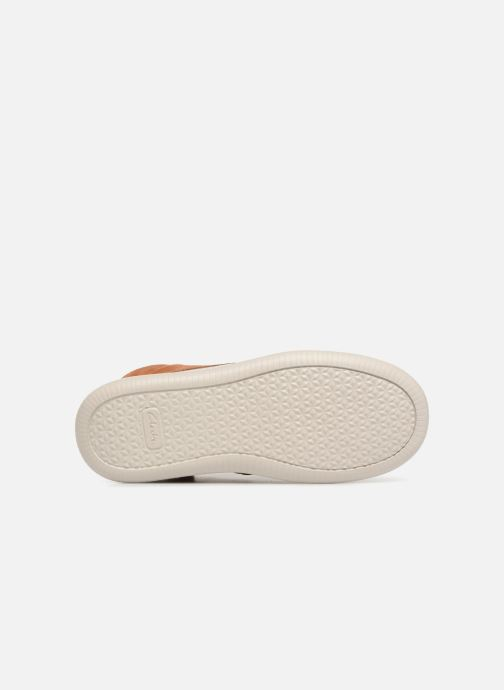 Sneakers Clarks Cloud Air inf Bruin boven