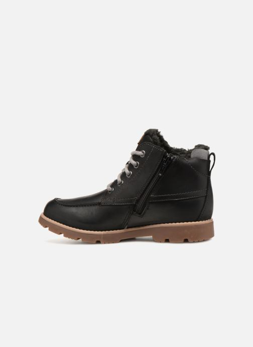 Ankle boots Clarks Comet Moon GTX Black front view