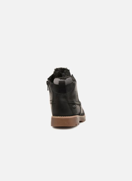 Ankle boots Clarks Comet Moon GTX Black view from the right