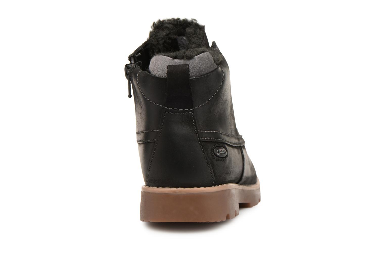 Bottines et boots Clarks Comet Moon GTX Noir vue droite
