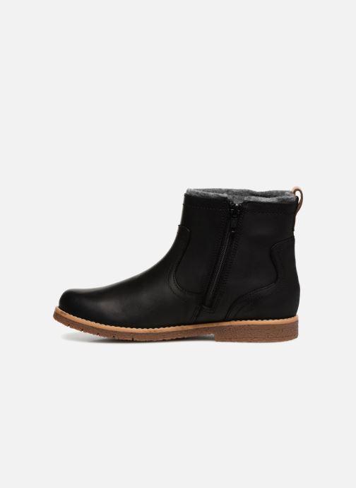 Bottines et boots Clarks Comet Frost GTX Noir vue face