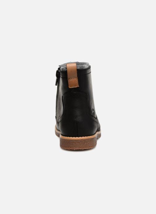 Bottines et boots Clarks Comet Frost GTX Noir vue droite