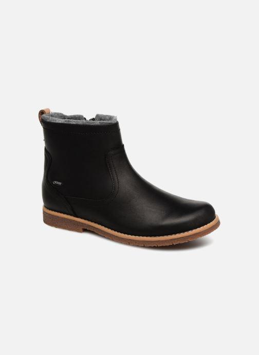 Bottines et boots Clarks Comet Frost GTX Noir vue détail/paire