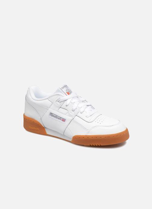 Sneakers Reebok Workout Plus J Bianco vedi dettaglio/paio