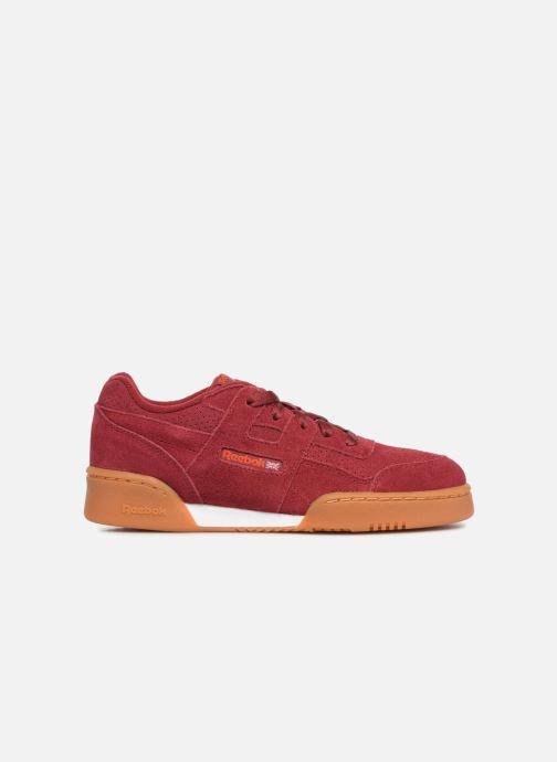 Sneakers Reebok Workout Plus J Bordeaux achterkant