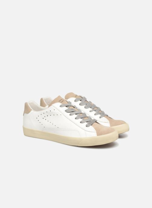 Sneakers 0-105 Stan Clay W&P Wit 3/4'