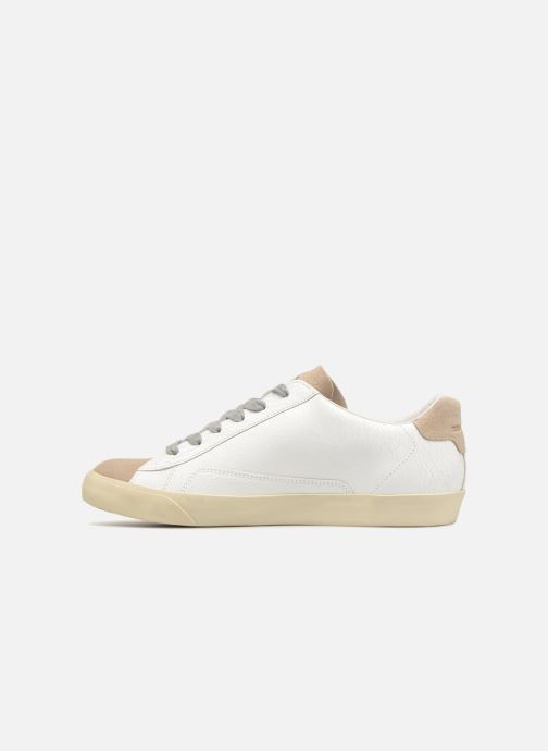 Sneakers 0-105 Stan Clay W&P Wit voorkant