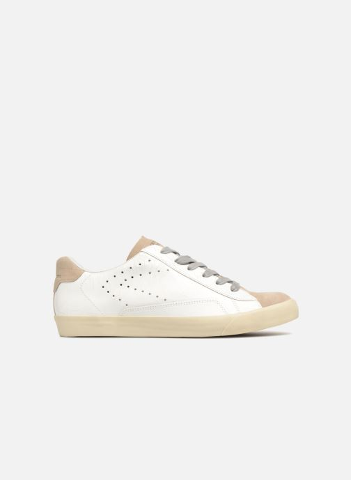 Sneakers 0-105 Stan Clay W&P Wit achterkant
