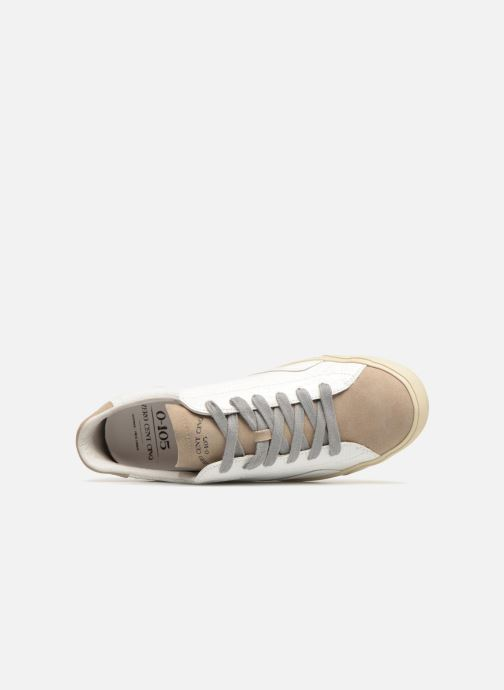Sneakers 0-105 Stan Clay W&P Wit links