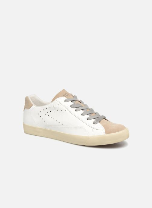 Sneakers 0-105 Stan Clay W&P Wit detail