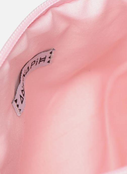 Kleine lederwaren Amenapih by Hipanema Pochette Pink Roze achterkant