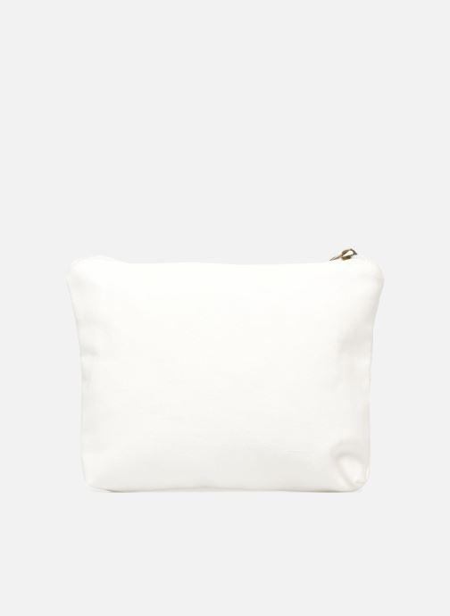 Pelletteria Amenapih by Hipanema Pochette White Bianco immagine frontale