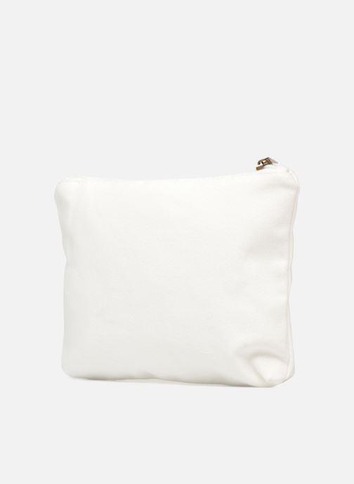 Pelletteria Amenapih by Hipanema Pochette White Bianco immagine destra