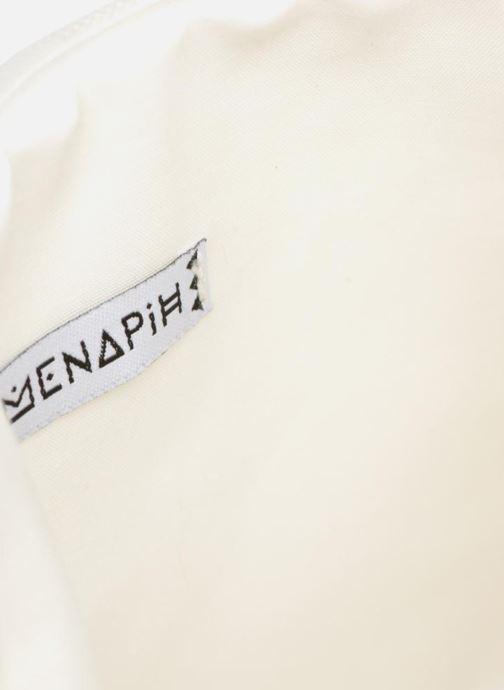 Pelletteria Amenapih by Hipanema Pochette White Bianco immagine posteriore