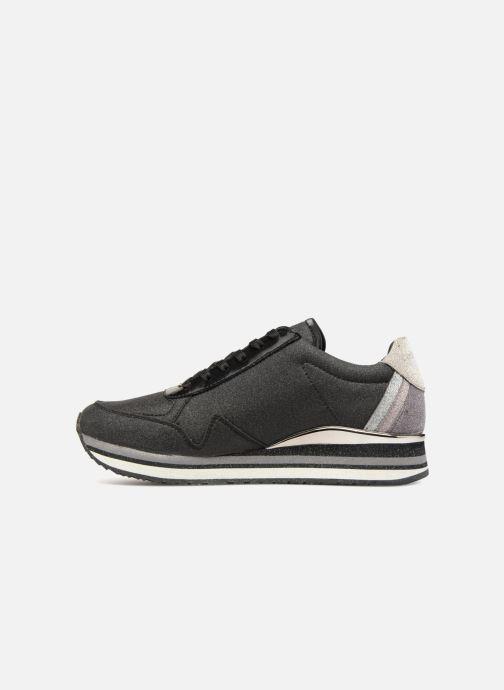 Black amp;glitter Crime 338831 Sneakers Sneaker schwarz pdx8xS