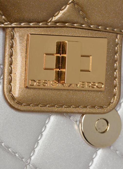 Sacs à main Designinverso MILANO Oro Or et bronze vue gauche