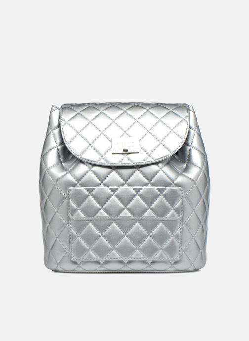 Mochilas Designinverso TOKYO Met argent Plateado vista de detalle / par