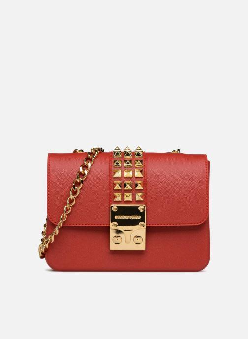 Bolsos de mano Designinverso Amalfi Print Rojo vista de detalle / par
