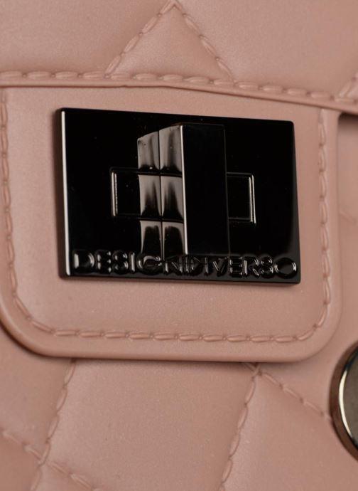 Bolsos de mano Designinverso Milano Cipria Beige vista lateral izquierda