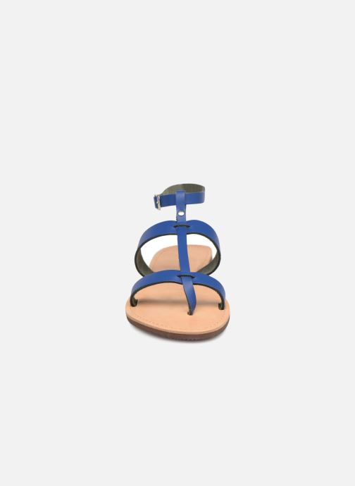 Sandals Isapera AZALEA Blue model view