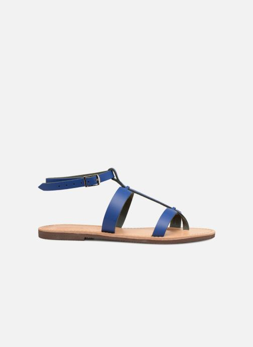 Sandals Isapera AZALEA Blue back view