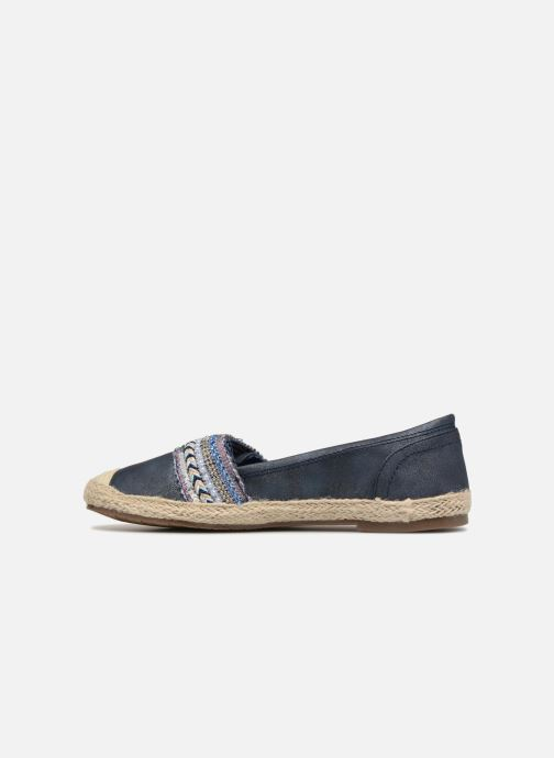 Mustang shoes 1266204/820 Navy Espadrillos 1 Blå