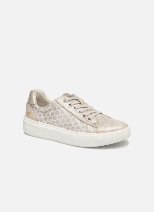 Mustang Shoes 1268301 243 Ivory Or Et Bronze Baskets