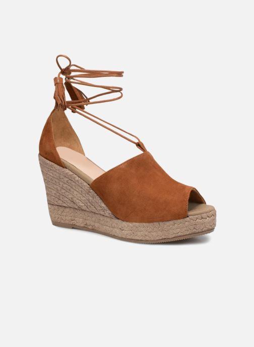 Sandales et nu-pieds Kanna KV7141 Marron vue détail/paire