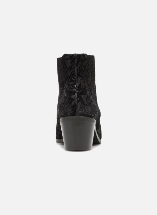 Bottines et boots Kanna KI6640 Noir vue droite
