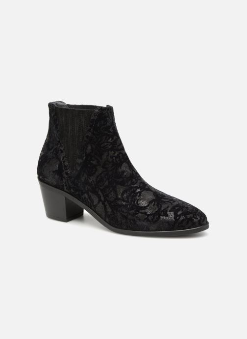 Bottines et boots Kanna KI6640 Noir vue détail/paire