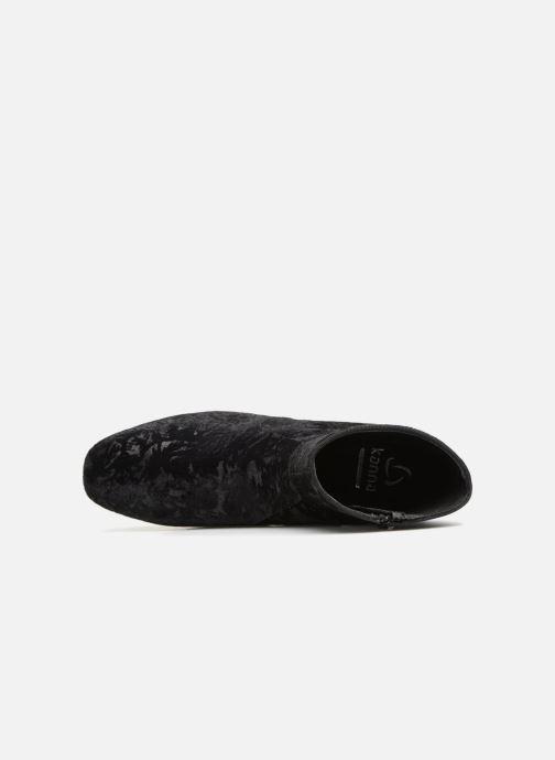 Bottines et boots Kanna KI7892 Noir vue gauche