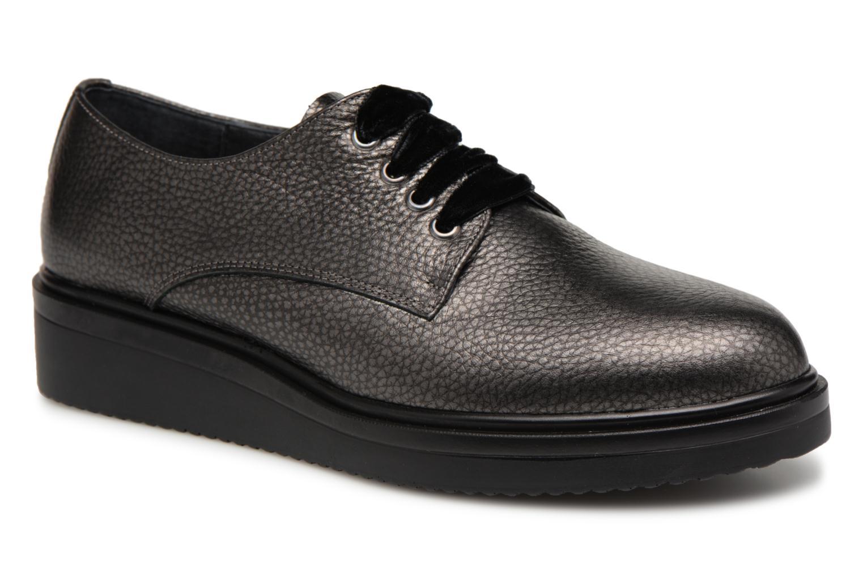 Zapatos de mujer baratos zapatos de mujer  Kanna con KI6693 (Gris) - Zapatos con Kanna cordones en Más cómodo e5e443