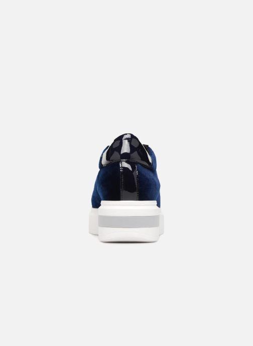 Sneaker Kanna KI7840 blau ansicht von rechts