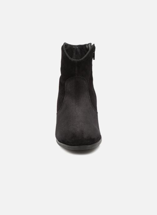 Bottines et boots Kanna KI7793 Noir vue portées chaussures