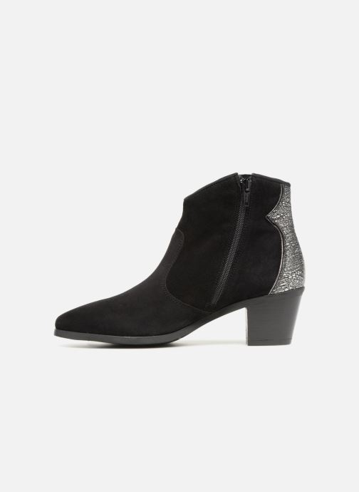 Bottines et boots Kanna KI7793 Noir vue face