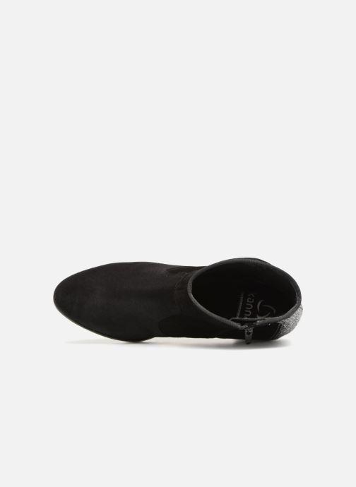 Bottines et boots Kanna KI7793 Noir vue gauche