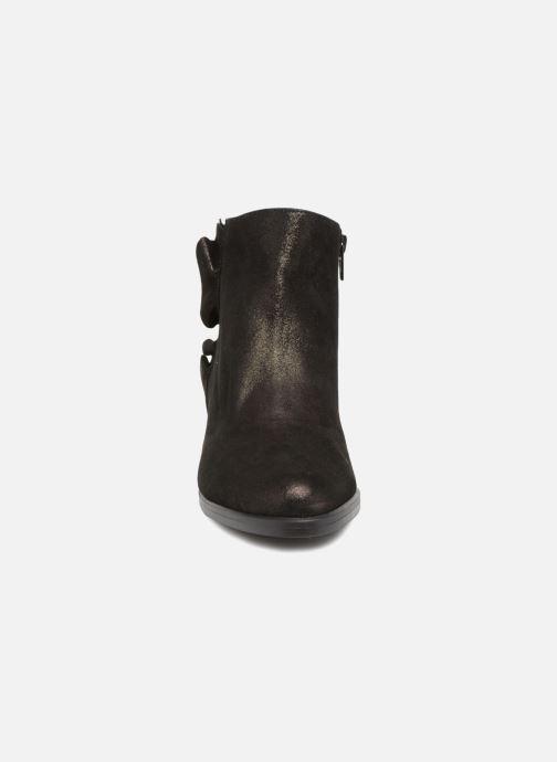 Bottines et boots Kanna KI7704 Noir vue portées chaussures