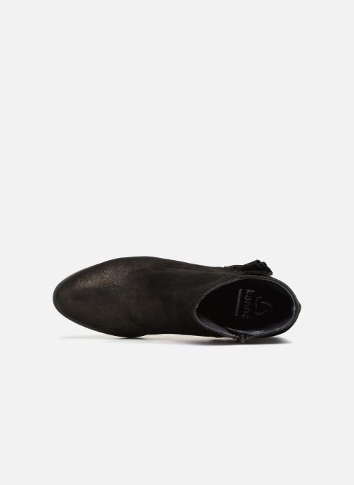 Boots en enkellaarsjes Kanna KI7704 Zwart links