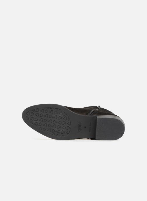 Bottines et boots Kanna KI7704 Noir vue haut