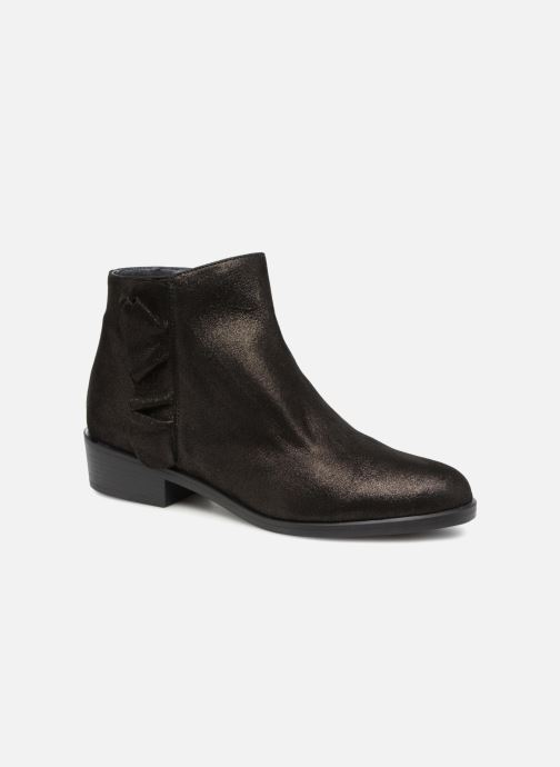Boots en enkellaarsjes Kanna KI7704 Zwart detail